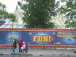 Ringling Bros.Coney Island Boom A Ring Circus opens for the summer on Thursday, June 18.  Photo by rbbbconeyisland via flickr