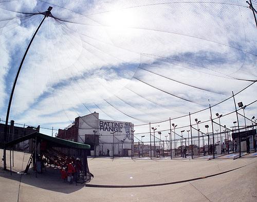 Before Thor: Batting Range at Coney Island Batting Range and Go Kart City