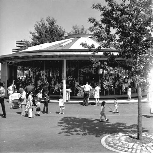 Flushing Meadows Carousel