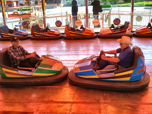 Neverland Bumper Cars