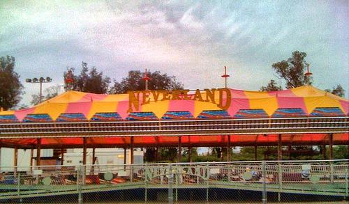 Neverland Bumper Cars