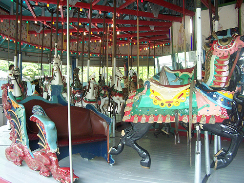 Flushing Meadows Carousel