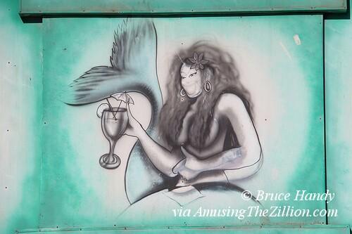 club atlantis mermaid