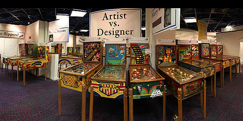 National Pinball Museum