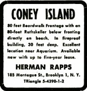 Coney Island Rathskeller