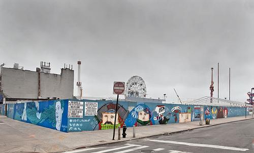 No Longer Empty Coney Island