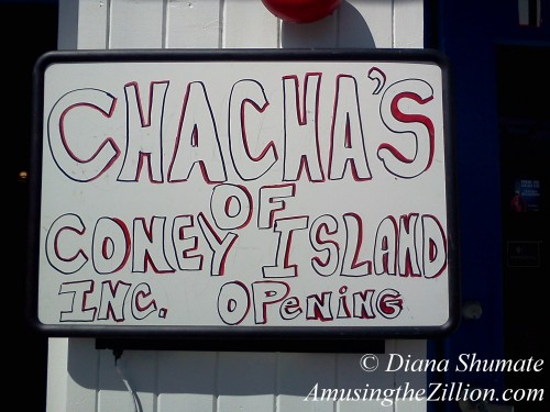 Cha Cha's of Coney Island