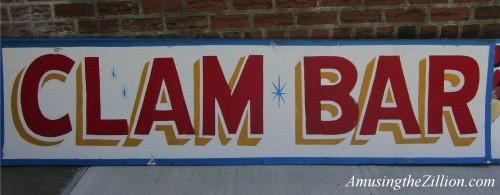 Clam Bar