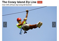 Coney Island Zip Line