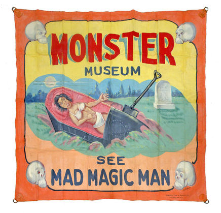 Monster Museum by Fred Johnson