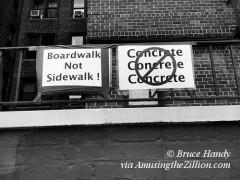 Boardwalk Not Sidewalk