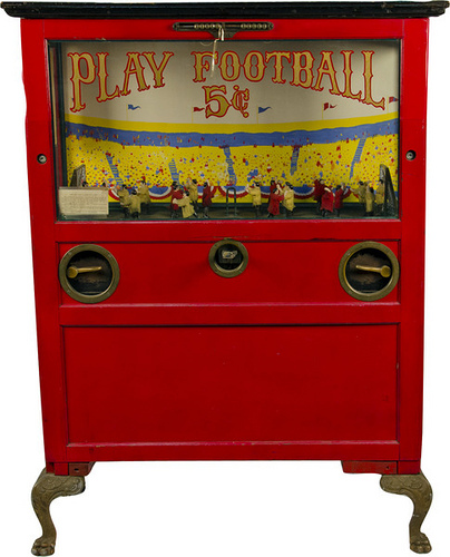 Play Football Arcade Game