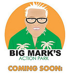 Big Mark's Action Park Logo