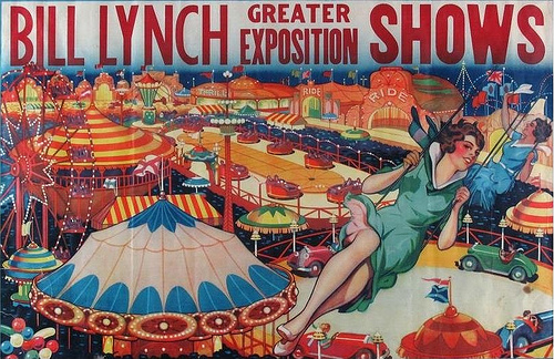 Billy Lynch shows