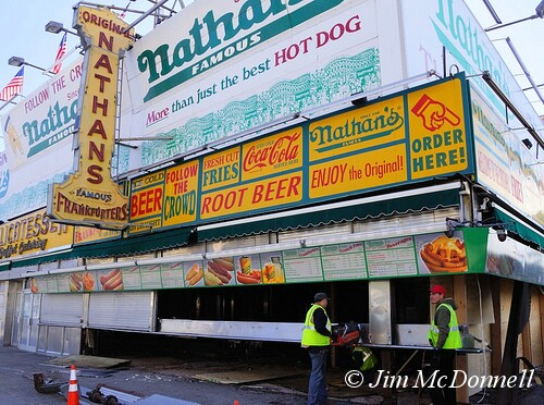 Nathan's Surf Avenue