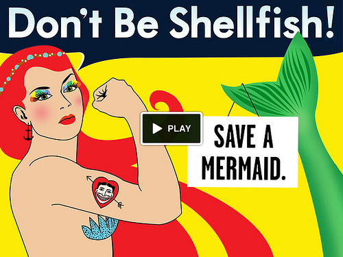 Mermaid Parade Kickstarter