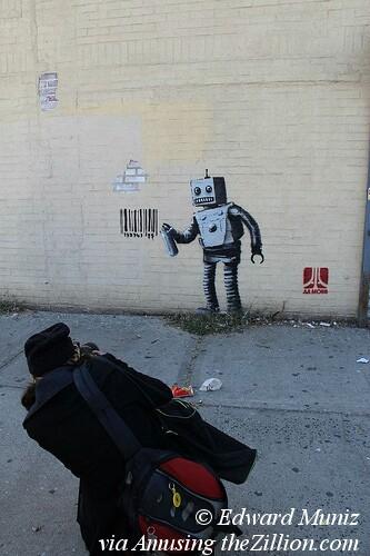 Banksy Coney Island