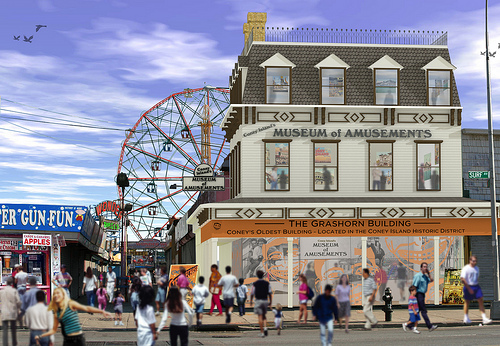 Grashorn Rendering Save Coney Island