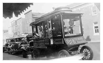 Joe Kitchen's Popcorn Wagon