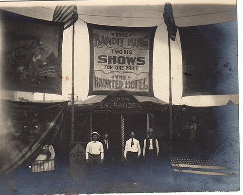 Bandit King Banner