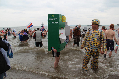 Coney Island Polar Bear Plunge