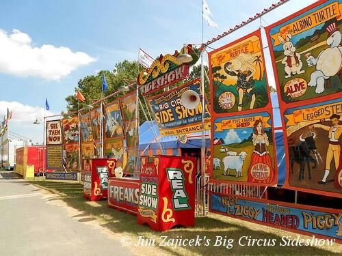 Jim Zajicek's Big Circus Sideshow