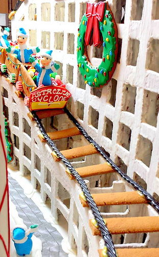 Gingerbread Coney Island