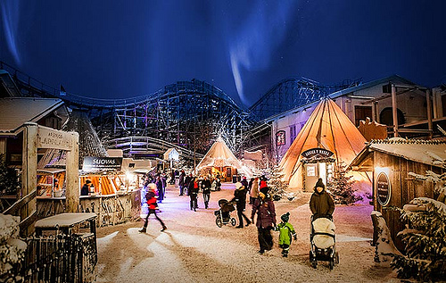 Christmas at Liseberg