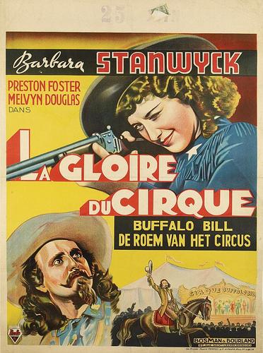 Annie Oakley movie poster