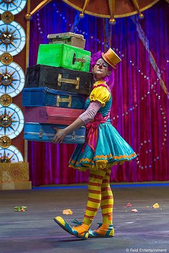 Ringling Bros. and Barnum & Bailey Clown/