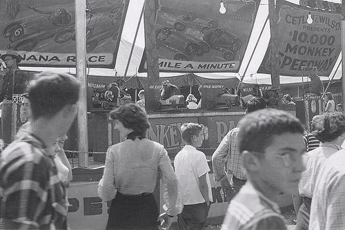 Monkey Speedway, Cetlin & Wilson Shows