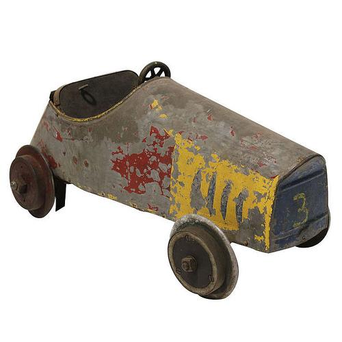 Monkey Speedway Car