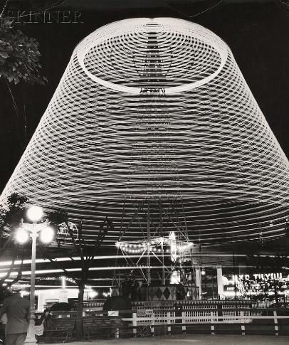 Andreas Feininger, Merry-go-round