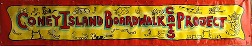 Coney Island Boardwalk Cats Project
