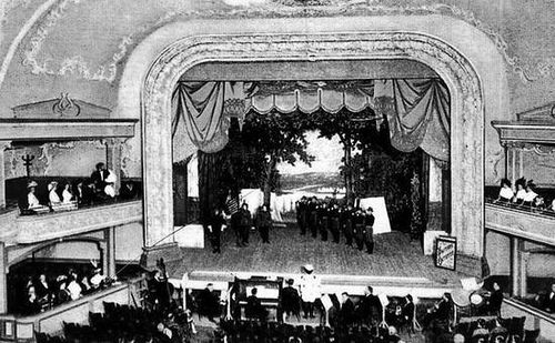 Henderson's Music Hall
