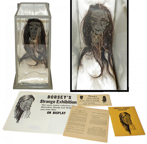 Homer Tate Shrunken Head f