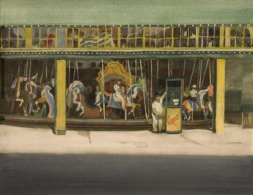 David Levine Forum Gallery