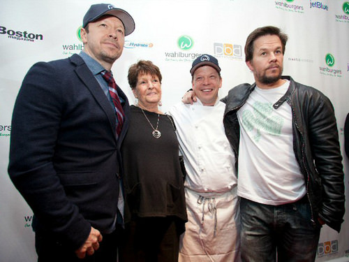 Wahlburg family