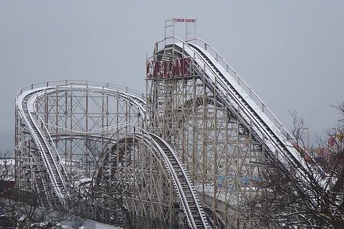 Snowy Cyclone