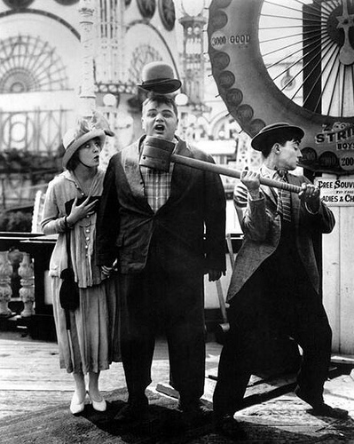 Coney Island Arbuckle Keaton