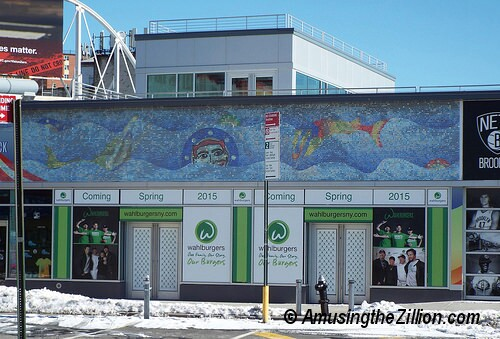 Wahlburgers Coney Island