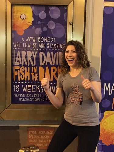 Brooklyn Rock Larry David