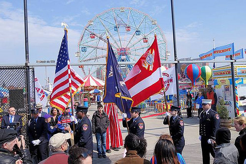 Deno's Wonder Wheel Park