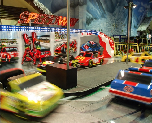 Zamperla Speedway