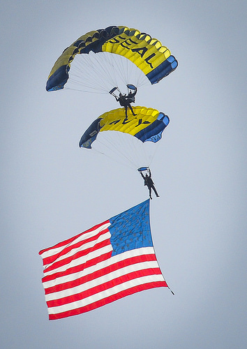US Navy Leap Frogs
