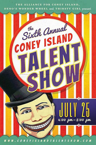 Coney Island Talent Show