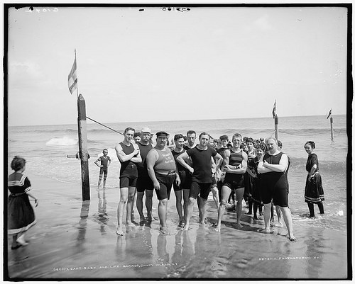 Lifeguards Coney Island