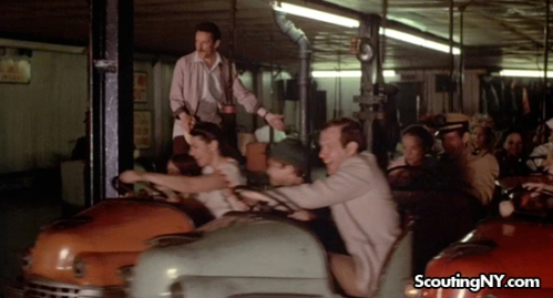 Annie Hall Bumper Car Scene