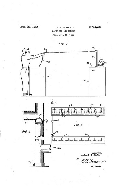 water race patent