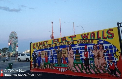 Coney Art Walls Marie Roberts